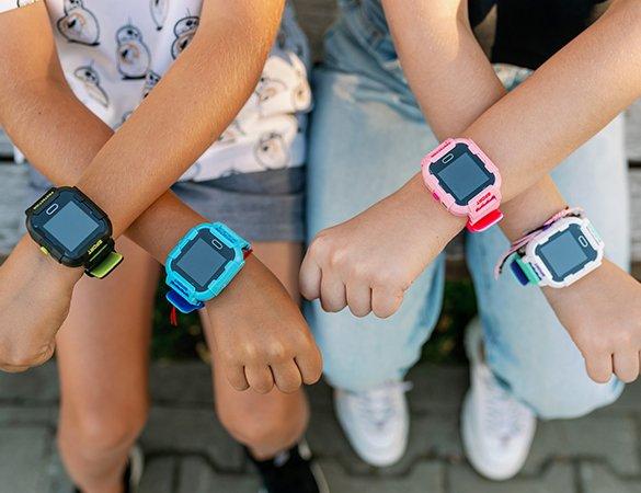 Garett Kids – innowacyjne zegarki smartwatch dla dzieci. Dlaczego warto wybrać zegarek Garett Kids?