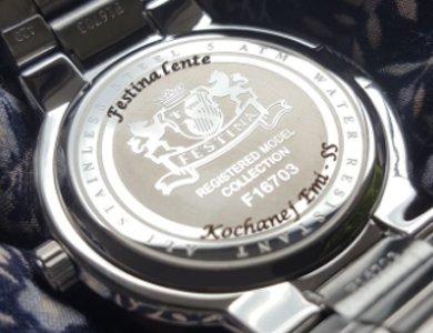 Grawerowanie na zegarku