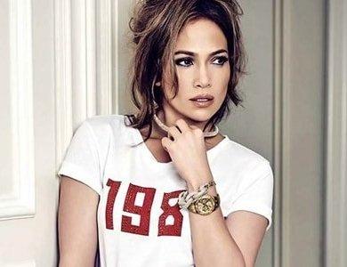 Jennifer Lopez twarzą marki Guess.