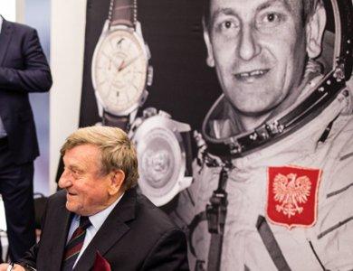 Festiwal zegarków i spotkanie z gen. Mirosławem Hermaszewskim