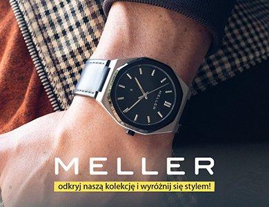Co wyróżnia hiszpańską markę MELLER? Odkryj kolekcję zegarków z temperamentem!