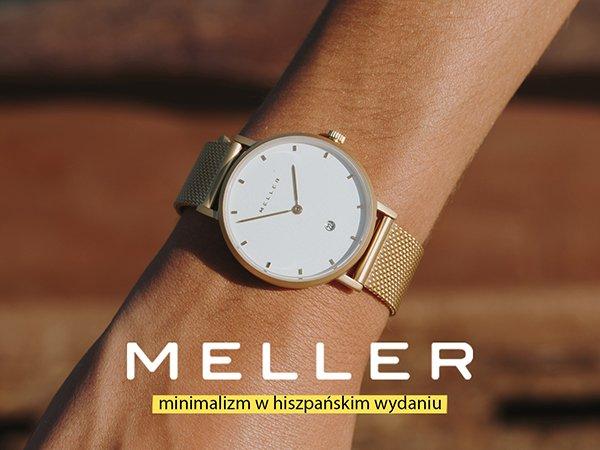 Szeroki wybór - kolekcje zegarków Meller dla każdego.