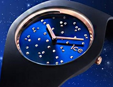 Ice Watch & Swarovski czyli Ice Cosmos
