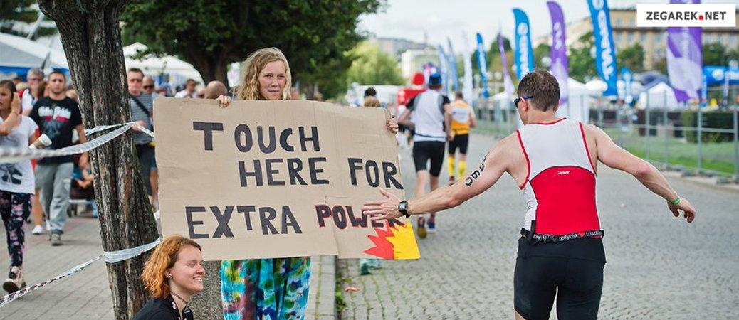 Maraton Ironman w Gdyni.