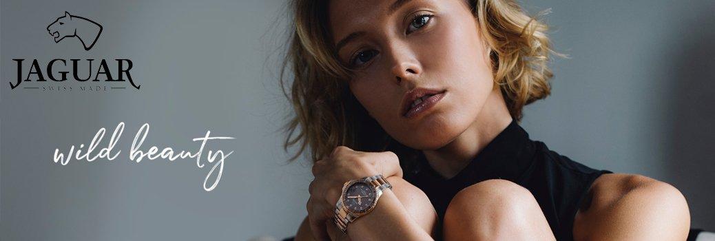 Prestiżowy zegarek Jaguar