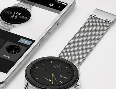 Jak sparować smartwatch hybrydowy Skagen Connected
