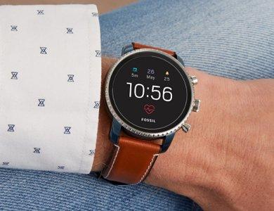 Jak ustawić smartwatcha Fossil Q? Uruchamianie