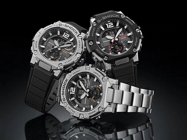 Nowy zegarek z serii G-SHOCK G-STEEL