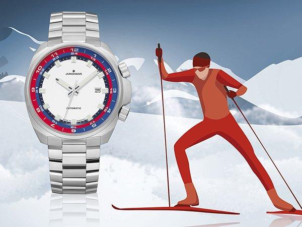 Junghans Award 2021 i limitowany zegarek