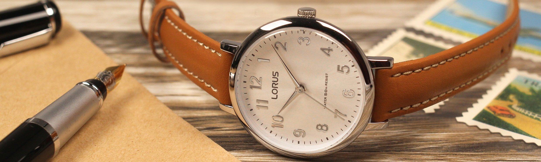 Klasyczny zegarek Lorus