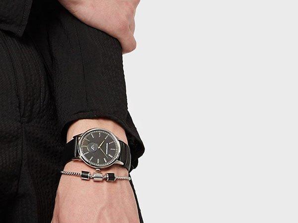 Modny zegarek Emporio Armani dla niego.