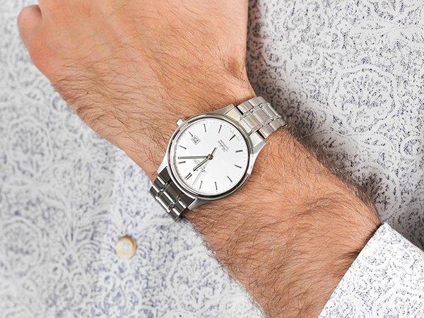 Wachlarz klasyki z zegarkami Atlantic Seabase