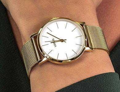 Najlepsze zegarki marki Lorus na gorące lato 2020