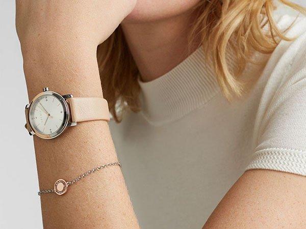 Rodzaje zegarków Esprit na pasku