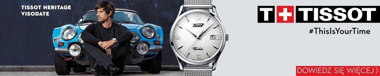 Szwajcarskie zegarki Tissot - tradycja i innowacyjność