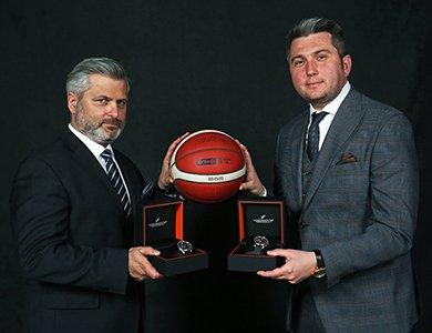 Aerowatch kontynuuje współpracę z Polskim Związkiem Koszykówki