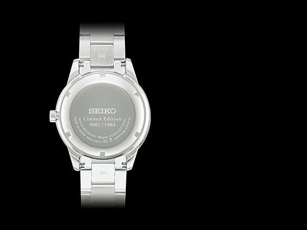 Koperta limitowanego zegarka Seiko Presage 2020 Limited Edition