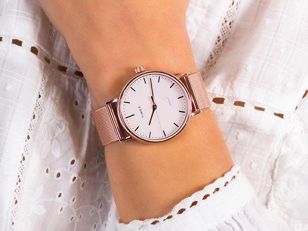 Najlepszy prezent dla żony? Uniwersalny zegarek Timex
