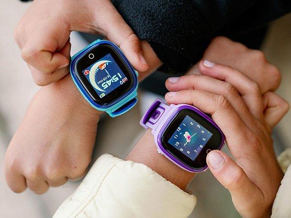 Funkcjonalne zegareki Smartwatch Garett dla chłopca i dziewczynki