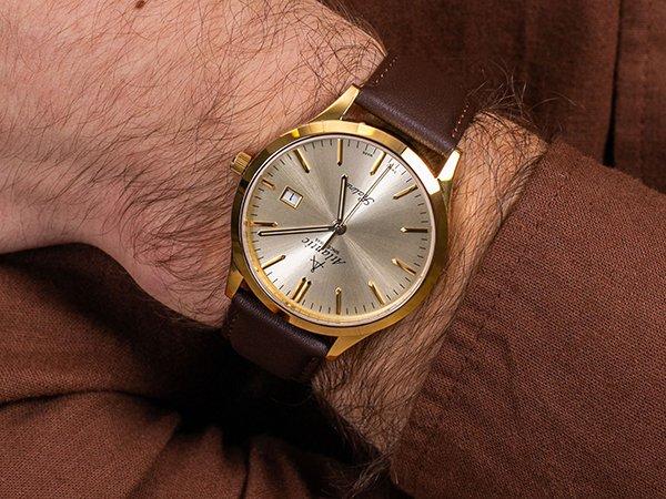 Zegarek - jedyna męska biżuteria?