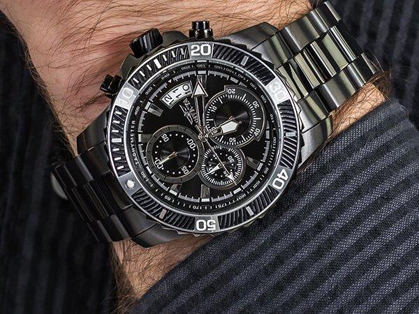 Stylowy zegarek Invicta dla każdego prawdziwego mężczyzny