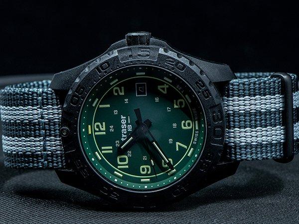 Funkcjonalne zegarki Traser Tactical Adventure