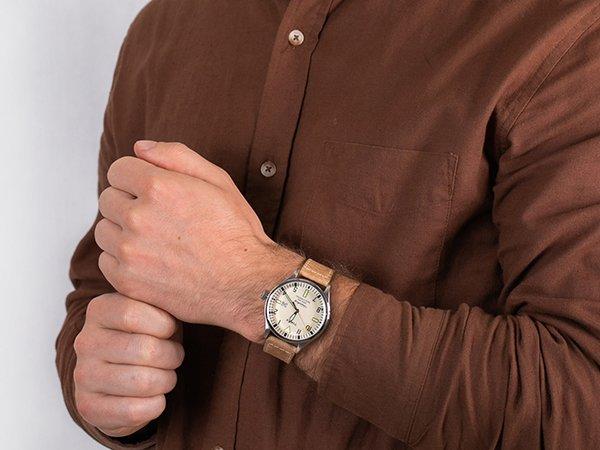 oryginalny zegarek Timex Waterbury w stylu retro
