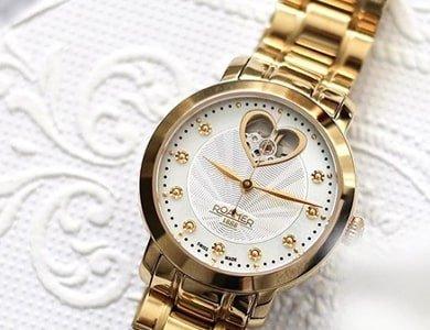 Zegarek z sercem - Roamer Lady Sweetheart