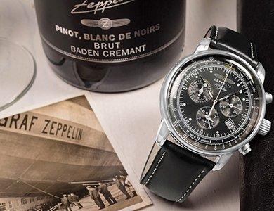 Wyraziste i niepowtarzalne zegarki Zeppelin - dlaczego warto?
