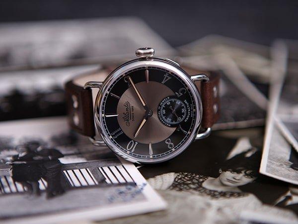 Wyjątkowe zegarki męskie Atlantic
