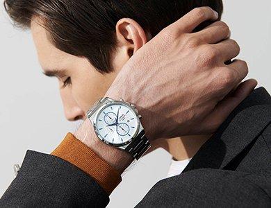 Markowe zegarki męskie. TOP 12 modnych propozycji dla mężczyzn