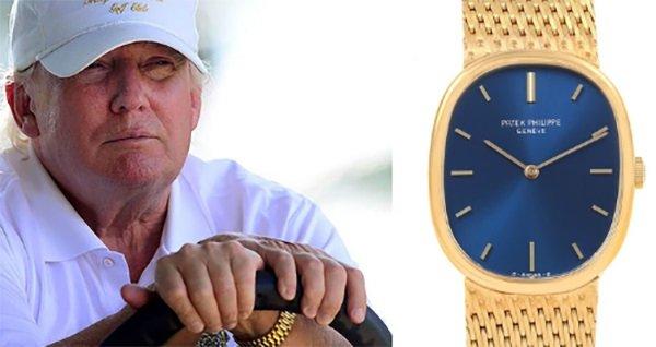 Zegarki z historią w kolekcjach kandydatów na prezydenta