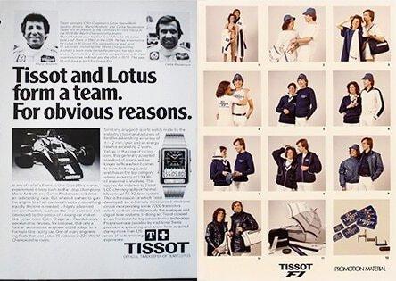 Rzemieślnicze wykończenie zegarków Tissot.