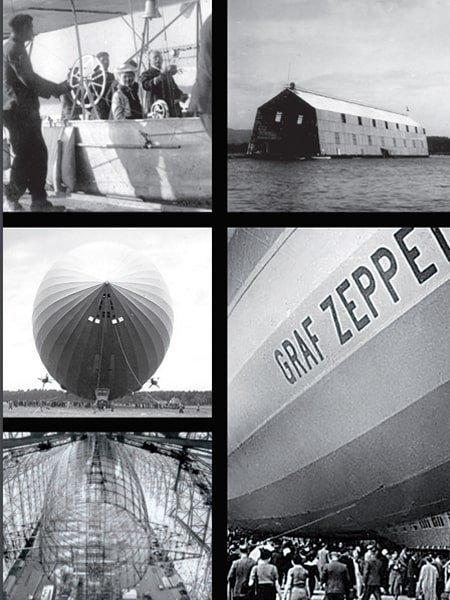 Lotnicze zegarki Zeppelin