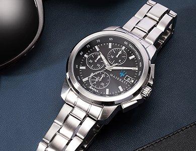 Innowacyjność, zrównowazony rozwój i wydajność: Maserati przedstawia swoje nowe zegarki na lato 2021
