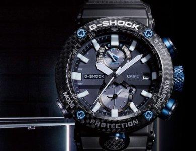Nowy karbonowy G-Shock Gravitymaster GWR-B1000