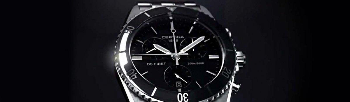 Zegarki Certina DS First