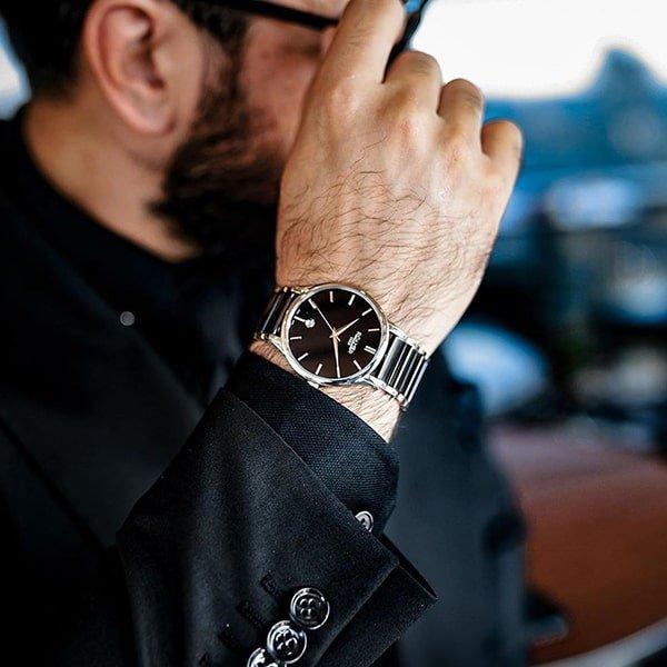 Zegarki Roamer - specyfikacja techniczna