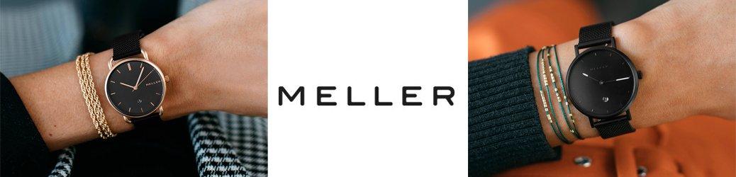 Designerskie zegarki Meller