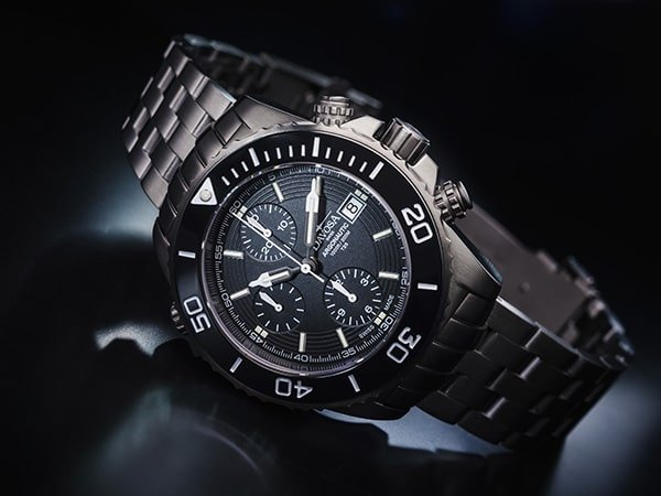 Niezawodne zegarki Davosa