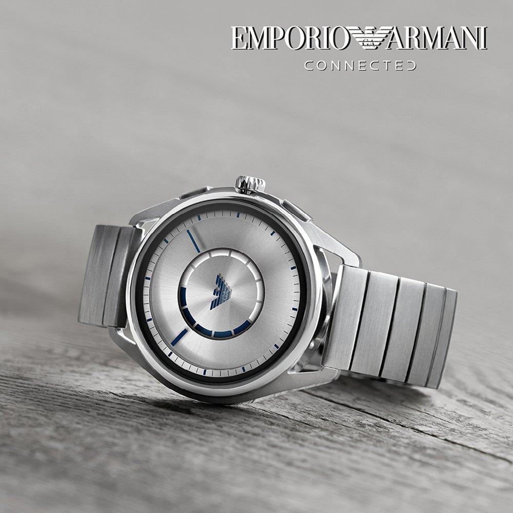 Luksusowy smartwatch Emporio Armani