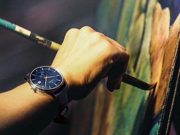 Klasyczny jak i elegancki zegarek Festina dla niego