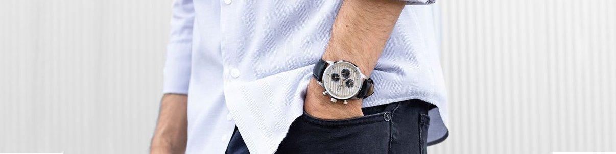Męskie zegarki Pierre Ricaud