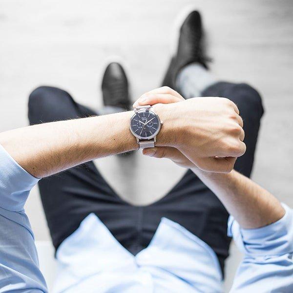 stal szlachetna w zegarkach pierre ricaud