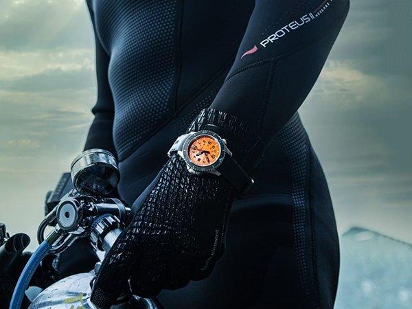 Zegarki marki Traser stworzone do nurkowania z akwalungiem
