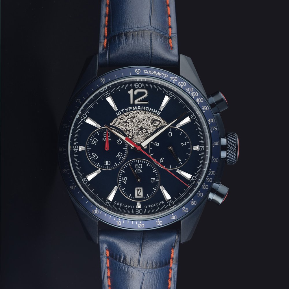 Zegarek Sturmanskie 6S20-4782410 Luna-25