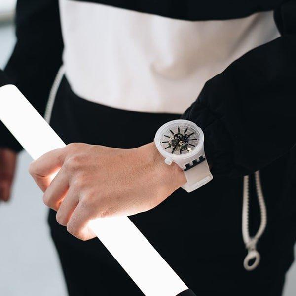 Stylowe zegarki Swatch męskie