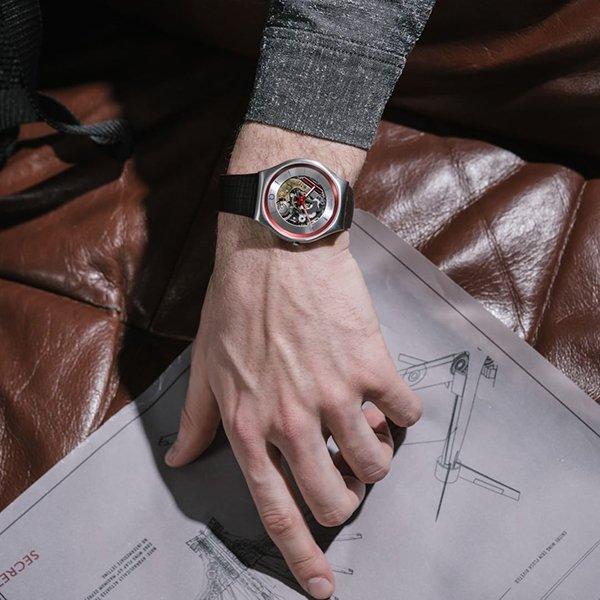 Szwajcarska dokładność zegarków Swatch męskich