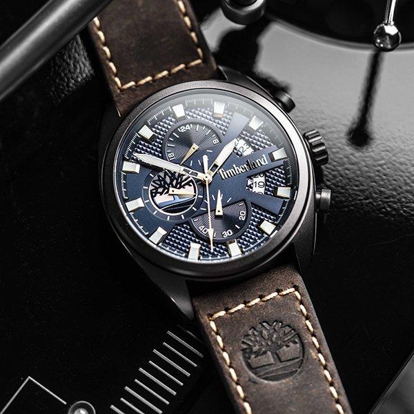 Stylowy zegarek Timberland na pasku