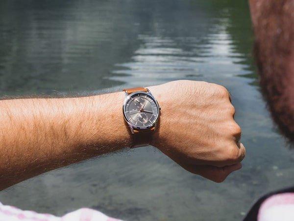 Zegarki Skagen męskie w nowoczesnym stylu